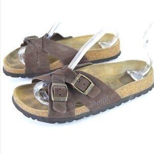 Birkenstock Betula Brown Sandals Size 6